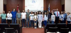 Aydın Ticaret Borsası üye ve personeline 'Etkin İletişim' eğitimi