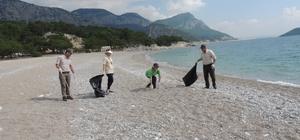 Milli Park alanları temizleniyor