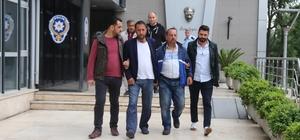 Bursa'da otomobil dolandırıcılarına suçüstü