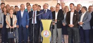 Anıt tartışmalarına Başkan Akpınar'dan yanıt
