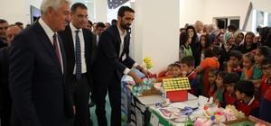 'STEAM MAKER' Bilim Festivali açıldı
