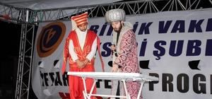 İstanbul'un Fetih Yıldönümü'nde 'Fetih' temalı iftar