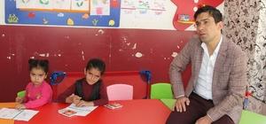 Başkale Belediyesinden 30 minik öğrenciye eğitim