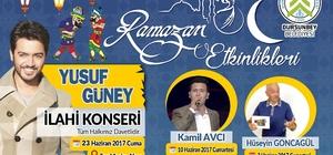 Dursunbey'de Ramazan dolu dizgin