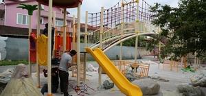 Başiskele halkına yeni parklar