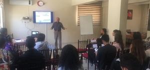 Pervari TEGV'de eğitim semineri düzenlendi
