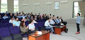 Başiskele Belediyesi personeline etik eğitimi