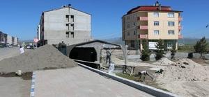 Celal Aras Parkı Selimlilere hizmet verecek