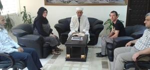 Evlendikten 3 yıl sonra Müslüman oldu