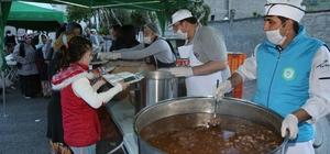 Odunpazarı Belediyesi iftar programlarına Erenköy Mahallesi'nde başladı