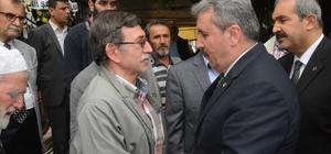 MBK üyesi Ahmet Er toprağa verildi