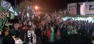 Başkan Uyan Beşiktaş'ın şampiyonluğunu kutladı