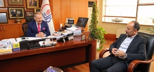 Gostivar Belediye Başkanı Bayrampaşa'da