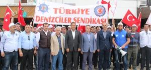 İzmir deniz ulaşımında eylem tehlikesi