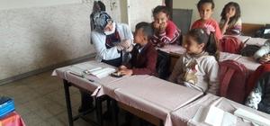 Sungurlu'da okullarda sağlığı taraması yapıldı
