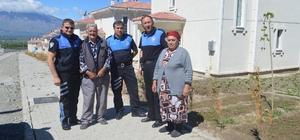 Toplum destekli polisler iş başında