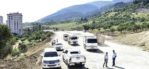 """Başkan Erkoç; """"2017 sonuna kadar ulaşım problemlerini çözeceğiz"""""""