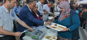 Çiğli Balatçık'ta iftar sofrası