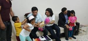 Başkan Gülenç, iftarı şehit ailesi ile birlikte yaptı