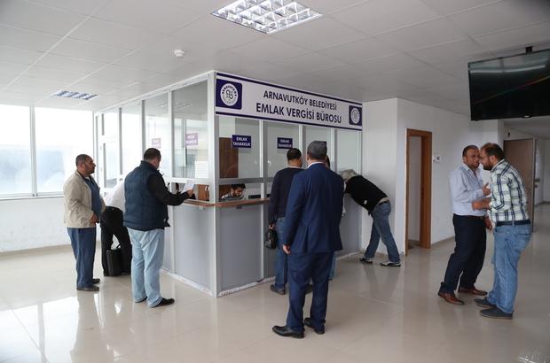 Arnavutköy Belediyesi'nden vatandaşlara kolaylık