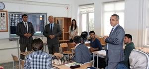Tosya'da Satranç antrenörlük kursu açıldı