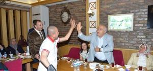 Vali Şentürk, engelli öğrencilerle iftar programında buluştu