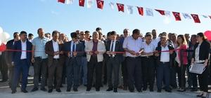 Büyükşehir Belediyesi açılışlara devam ediyor