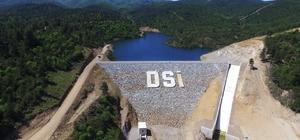 Balcılar barajı ve sulama sistemi tamamlandı