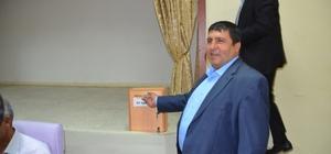 Gölbaşı Köylere Hizmet Götürme Birliği seçimi yapıldı