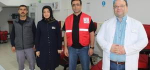 Ramazan ayında kan bağışları geceleri devam diyor