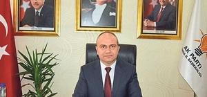Başkan Mersinli'den 13 şehit için taziye mesajı
