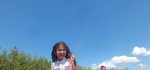 Malazgirt'te uçurtma şenliği