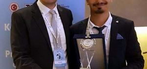 Çine MYO'dan üçüncülük ödülü