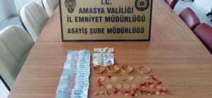 Amasya'da telefonla dolandırıcılık iddiası