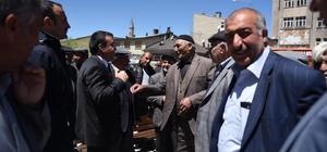 Başkan Toksoy, vatandaşlara belediye çalışmalarını anlattı