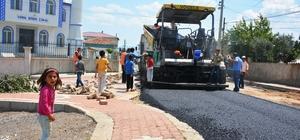 Torbalı'da asfaltlama seferberliği