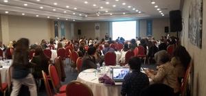 Kadın Danışma Merkezi belediyeler arası deneyim paylaşım toplantısına katıldı