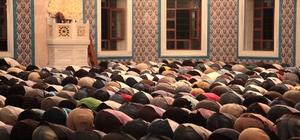 İlk Enderun Teravih Namazı Seyitnizam Camii'nde kılınacak
