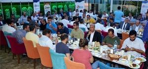Diyarbakır basını Dicle Elektrik'in iftarında buluştu