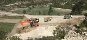 Başkan Asaf Akar: Kureyşler Barajı tamamlandığında 25 bin dekarlık arazi suya kavuşacak