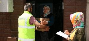 Eyüp Belediyesi Ramazan'da yüzleri güldürüyor