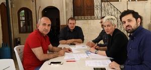 Alman Uluslararası İşbirliği Kurumu  ile Belediye arasında anlaşma imzalandı