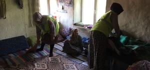 Sındırgı Belediyesi yaşlıları sevindiriyor