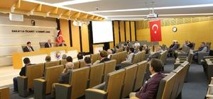 SATSO Mayıs ayı olağan Meclis Toplantısı gerçekleştirildi