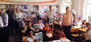 'Sağlık Çocuk Dergisi' tanıtıldı