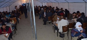 Çat Belediyesi'nden iftar çadırı