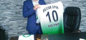 Hayırsever iş adamından Bilican Spor'a destek