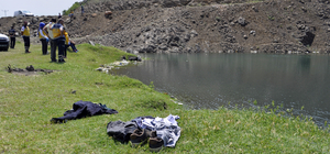 Bursa'da gölete giren 2 çocuk boğuldu