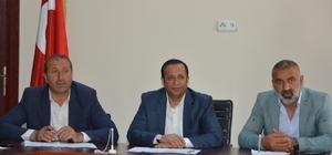 Dilovası Belediyesi Haziran ayı meclis toplantısı gerçekleşti