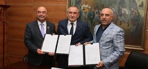 Bolu Belediyesi'nden milyonluk anlaşma